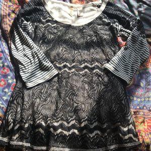Buckle 3/4 sleeve Daytrip Shirt